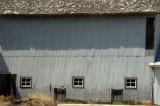 Barn Windows and roof