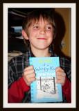 Sam Loves His Book