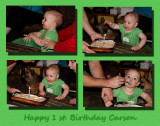 Carson Turns One