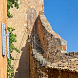 Luberon: Roussillon, Watch that First Step