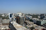 View from the Westin Dhaka
