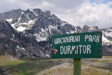 Durmitur National Park
