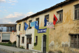 A NATO member since 2009, Albania proudly flies the NATO flag