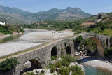 Mesi Bridge - 108 m across the Kir River