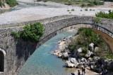 High span on the 18th Century Ottoman Mesi Bridge