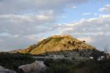 Rozafa Castle on a 133m high hill south of Lake Shkodër
