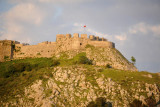 Much of the present castle was built by the Venetians, then later the Ottoman Turks