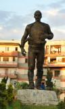 Isa Boletini, the Lion of Kosovo, Shkodër