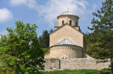 13th Century Sopoćani Monastery - a UNESCO World Heritage Site