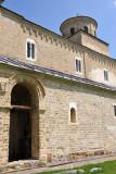 Sopoćani was restored in the 20th C.