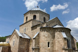 Like other Serbian Orthodox monasteries in the area, Gradac was mostly abandoned during the Ottoman period