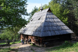 Sirogojno's open air museum is a collection of mostly 19th-Century rural Serbian architecture