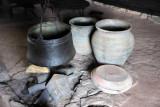 Potter's workshop, Sirogojno