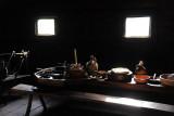 Farmhouse interior, Sirogojno