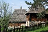 Sirogojno Old Village open-air museum