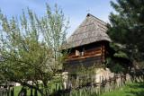 19th Century Serbian house, Sirogojno Old Village open-air museum