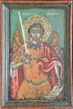 Serbian icon of Archangel Michael