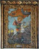 Serbian icon of St. George