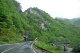 Pretty drive along the E761, Republic of Srpska