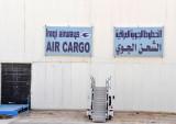 Iraqi Airways air cargo