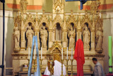 Main altar - Sarajevo Cathedral