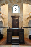 Interior of the Old Jewish Synagogue