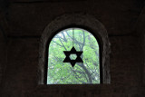 The Old Jewish Synagogue was restored in 1957 following damage from WWII