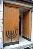 The Old Jewish Synagogue is now the Jewish Museum of Bosnia & Herzegovina