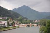 Konjic, a Herzegovina town of 39,000 ca 50 km SW of Sarajevo on the road to Mostar