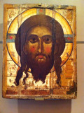 Another Russian Orthodox icon of the Holy Face