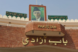 The Gate of Pakistan, Wagah Border