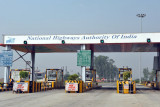 Toll booth - National Highway Authority of India