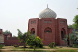 Mosque at the Pakistan Gate, Wagah Border