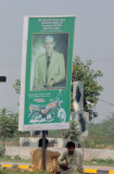 Jinnah - Mr. Ghandi never says what he means & he never means what he says