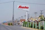 Bata shoe factory in Batapur, Pakistan