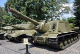 Soviet ISU-152 Armored Tank Destroyer, 1943