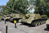 Soviet SU-100 Tank Destroyer