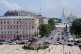 Kiev - St. Sophia to St. Michael
