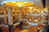 Grand Staircase - Emirates Palace Hotel, Abu Dhabi