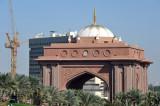 Entrance Gate - Emirates Palace Hotel