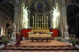 Altar of Santa Marina sopra Minerva