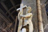 Christo della Minerva, Michelangelo