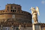 Castel Sant'Angelo & River Tiber