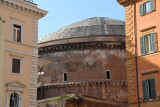 Ancient dome of the Pantheon