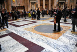 Floor of the Pantheon