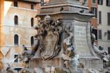 Fontana del Parthenon, Giacomo Della Porta, 1575