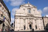 Chiesa del Gesù, seat of the Jesuits in Rome