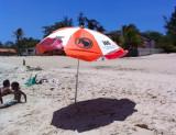 TAAG Beach Umbrella, Ilha do Mussulo