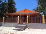 Beach front house, Ilha do Mussulo