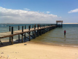 Another jetty, Ilha do Mussulo